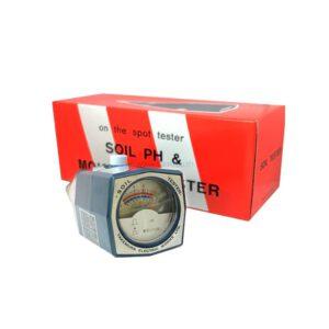 เครื่องวัดค่า ph ในดิน takemura dm15 ราคาถูก ญี่ปุ่นแท้ กล่องสีแดง