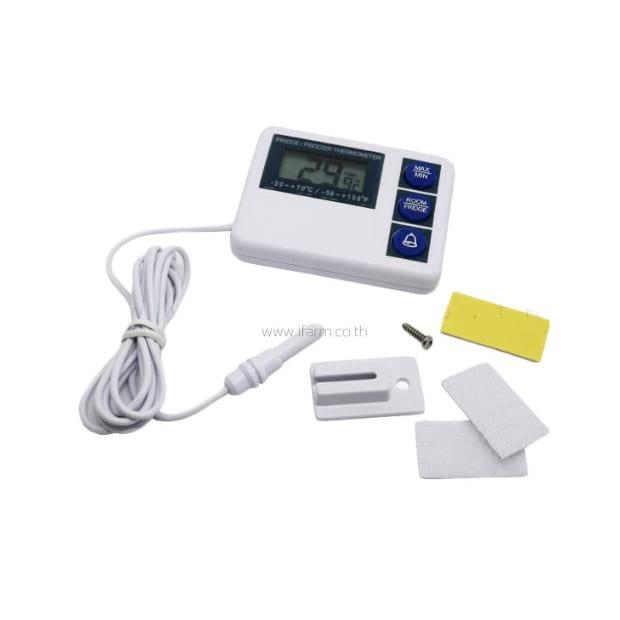 เครื่องวัดอุณหภูมิตู้เย็น RT-804