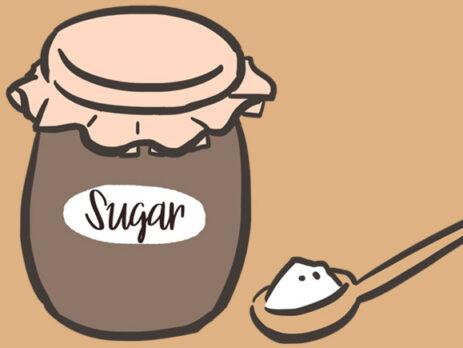 ปริมาณการกินน้ำตาลต่อวัน