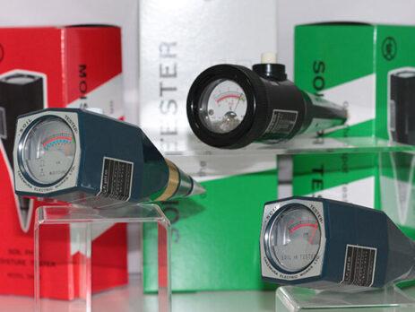 เครื่องวัดค่า pH ดินรุ่นไหนดี takemura dm-5 dm-13 dm-15